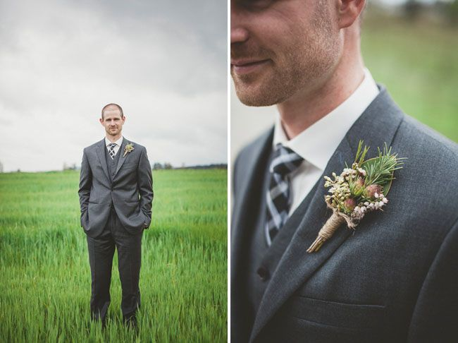 Grooms Boutonniere